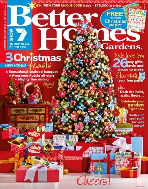 warm - Free Better Homes And Gardens Magazine