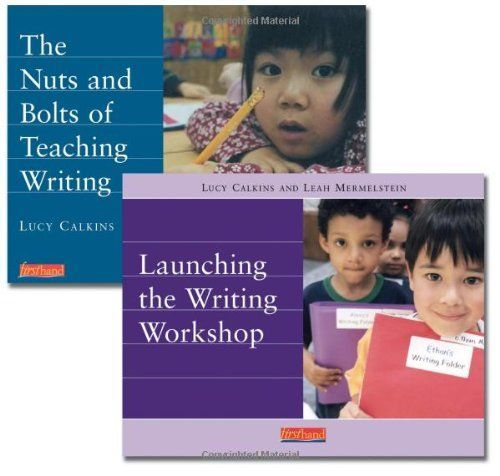 units of study for teaching writing Lucy calkins units of study for teaching writing, grades 3-5, book 1: launching the writing workshop.