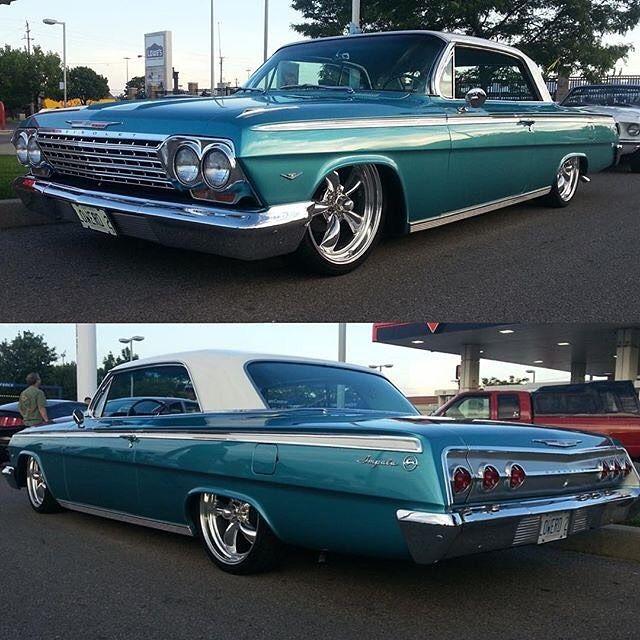 '62 Impala via @classicmustangs429 #Impala #ClassicsDaily