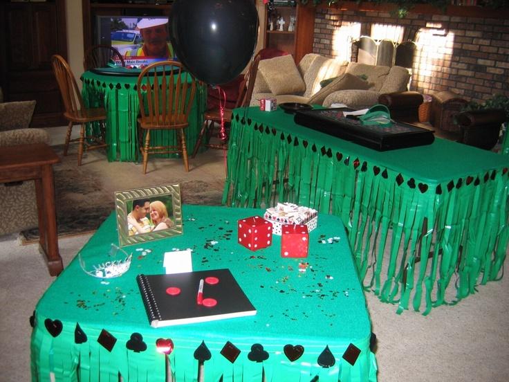 Roulette Party Ideas Craps Atlantic City