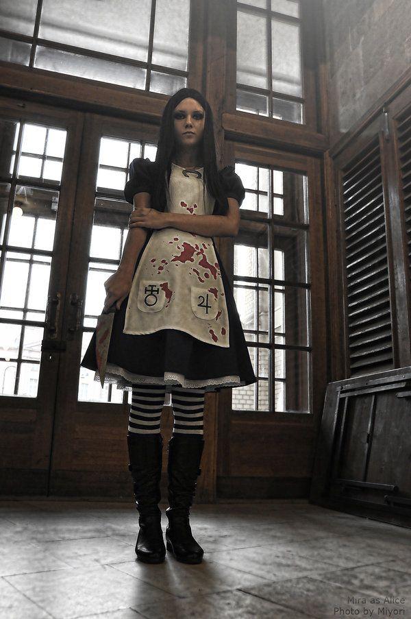Alice cosplay by *NatalieCartman on deviantART