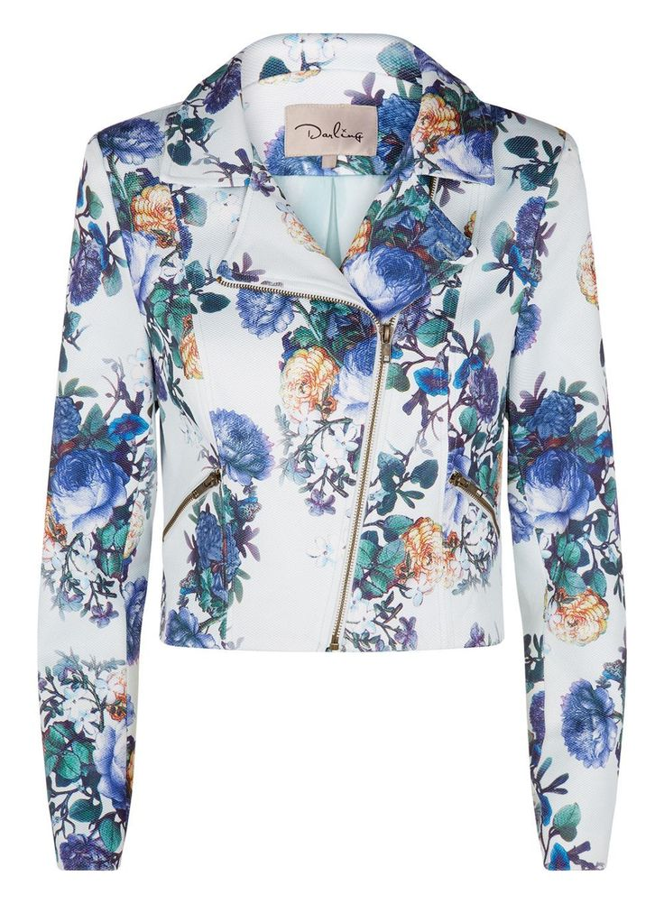 Gabrielle Biker Jacket www.darlinglondon.com