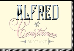 Alfred & Constance