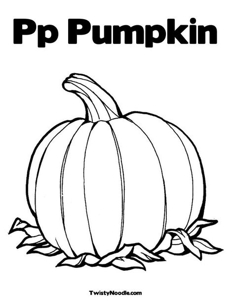 halloween letter coloring pages - photo#31