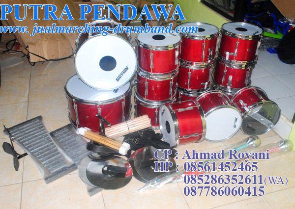 Pada postingan kali ini kami menawarkan  Paket Drum Band TK Terbaik 20 Personel dengan komposisi SEPERTI PADA FOTO
