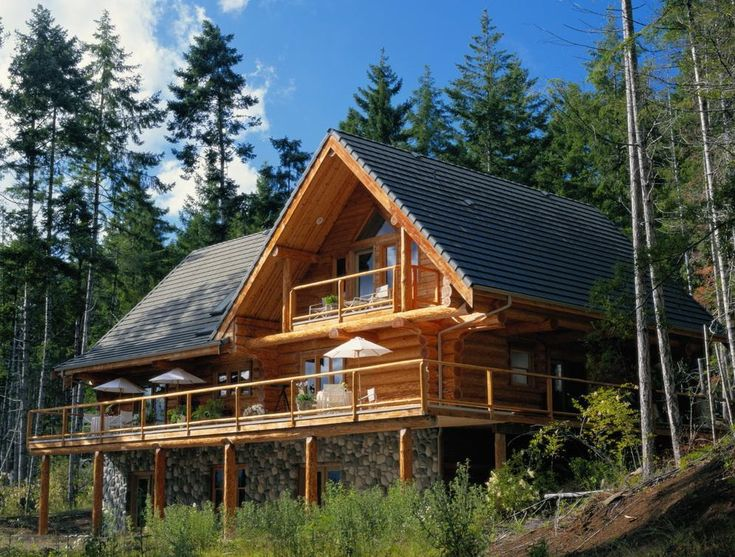 Природный стиль дома вашей мечты - Дом и стройка - Статьи - FORUMHOUSE