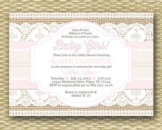 1ad0df40020760066532d57870973353 baby invitations bridal shower invitations 62 best baby shower invitations images on pinterest,Baby Shower Invitations With Ribbon