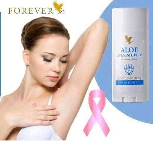 Aloe Ever-Shield® Deodorant Stick provides effective, all-day protection against underarm odor and can be applied directly after showering or waxing without stinging.  https://www.youtube.com/watch?v=Wz5EGJn42ds http://360000339313.fbo.foreverliving.com/page/products/all-products/7-personal-care/067/usa/en Need help? http://istenhozott.flp.com/contact.jsf?language=en Buy it http://istenhozott.flp.com/shop.jsf?language=en