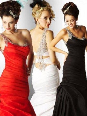 Mezuniyet ve parti elbiseleri