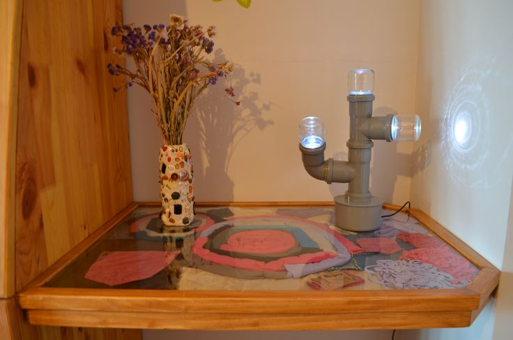 Pipes lamp