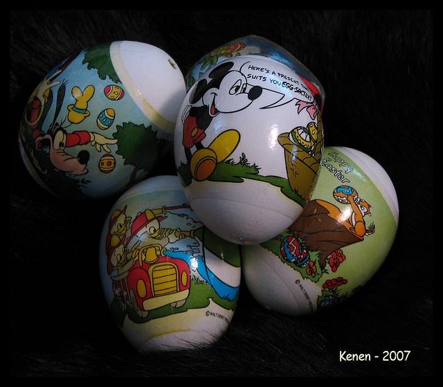 204 Best Easter Eggs Images On Pinterest
