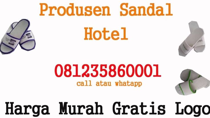 Sandal Hotel Eceran FAST RESPON 081235860001