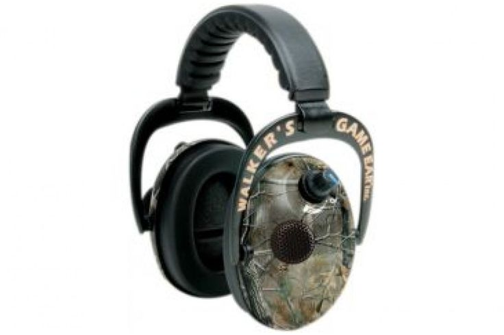 Walkers Power Muffs Hearing Enhancement and Protection