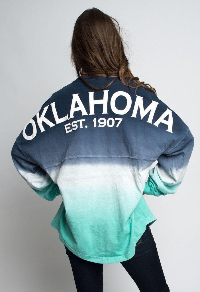 Ombre Oklahoma Spirit Jersey