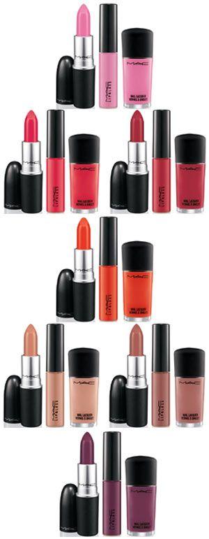 gotta love MAC cosmetics