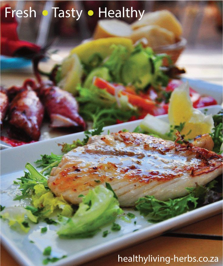 Fish on the Grill: When last did you grill some fresh fish on the open fire?  Try layering some fennel on the bottom of a foil packet, before placing the fish on top.   Sprinkle with fresh lemon juice just before serving - simple but very tasty.