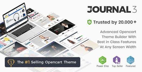 ThemeForest - Journal v3 0 31 - Advanced Opencart Theme Free