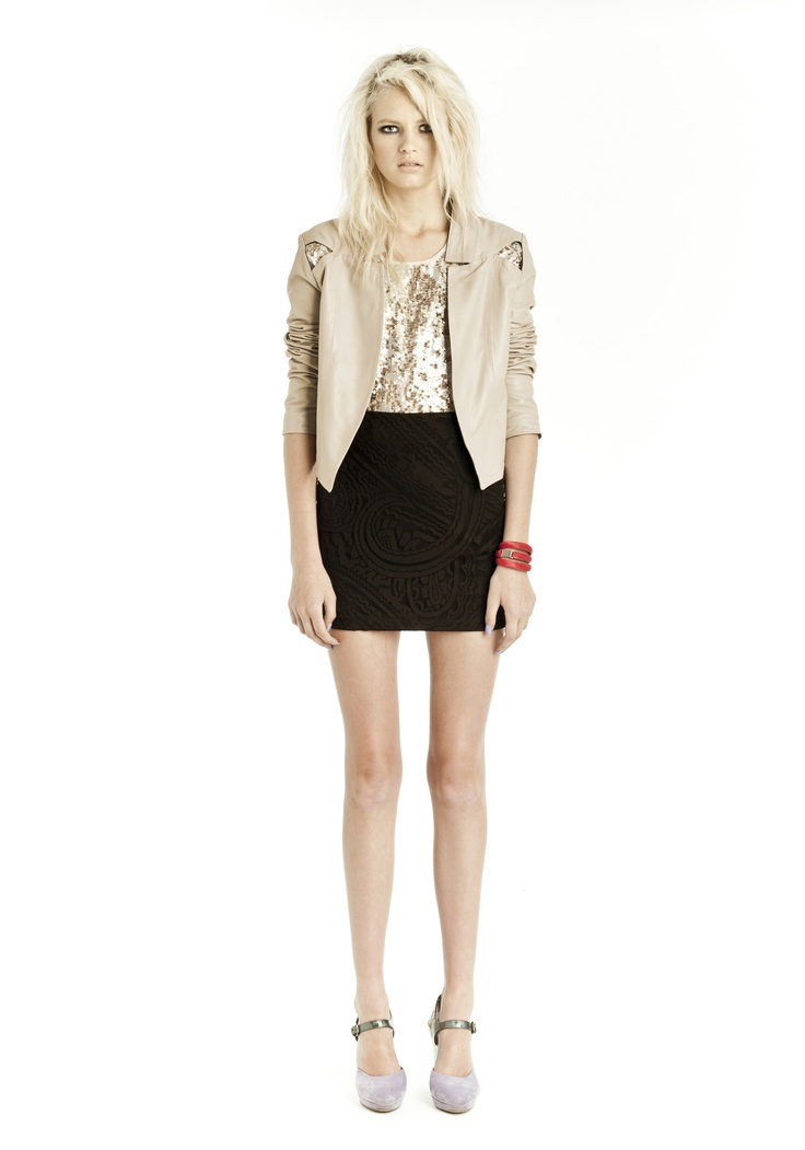 CAVA STATE SKIRT (BLACK)  Available to purchase on the website now!  www.jadeemily.com.au