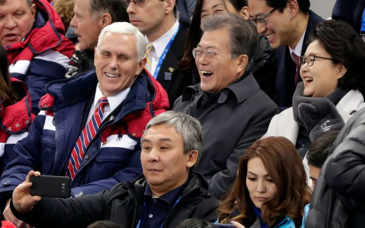 ICYMI: Mike Pence says US is willing to talk to North Korea as Japan warns against 'smile diplomacy'