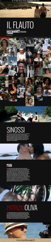 Sito Web Il Flauto, un Film di Luciano Capponi, con Patrizio Oliva | www.ilflautofilm.it