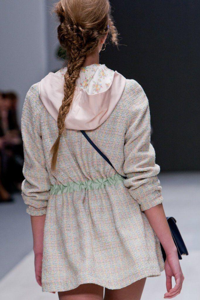 Belarus Fashion Week Spring-Summer 2015 | Harydavets&Efremova | 80 photos