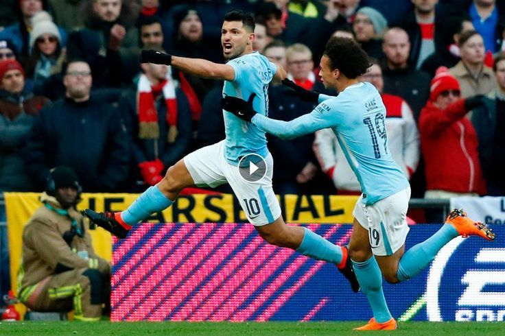 Watch Football - Soccer Highlights: Arsenal vs Manchester City 0-3 Highlights, All Goals and Full Match Replay in HD, Carabao Cup Final, 25 February 2...