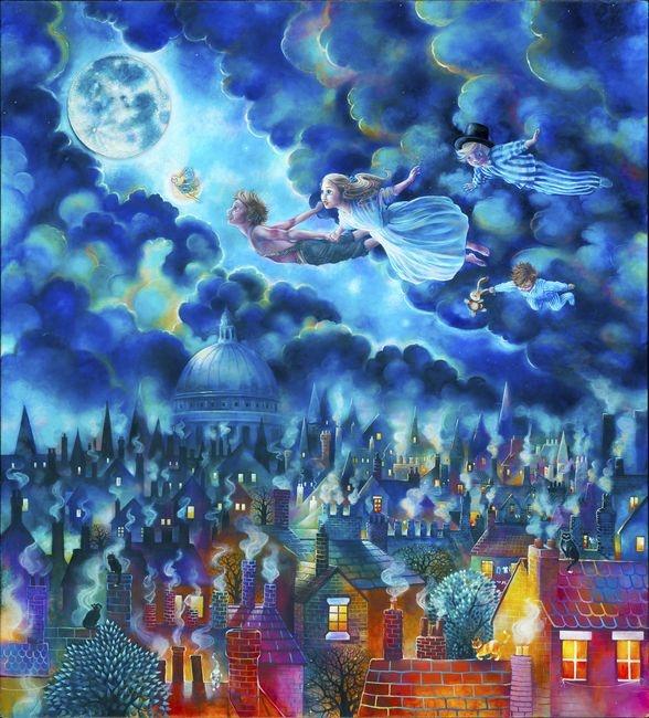 """""""Peter Pan"""" - By Kerry Darlington"""