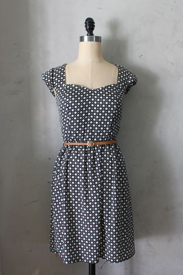 Starlet Pinup Dress