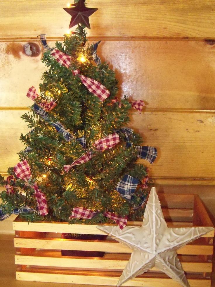 Mini Christmas Bows