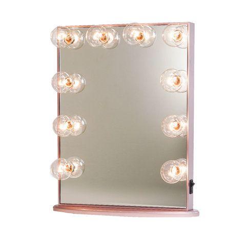 Impression Vanity Hollywood Glow Vanity Mirror