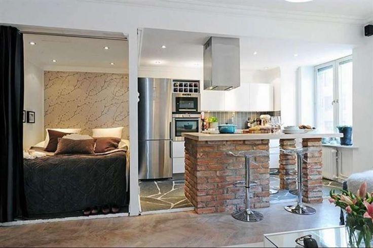 Arredare un appartamento di 45 mq - Soluzioni ingegnose per un piccolo…