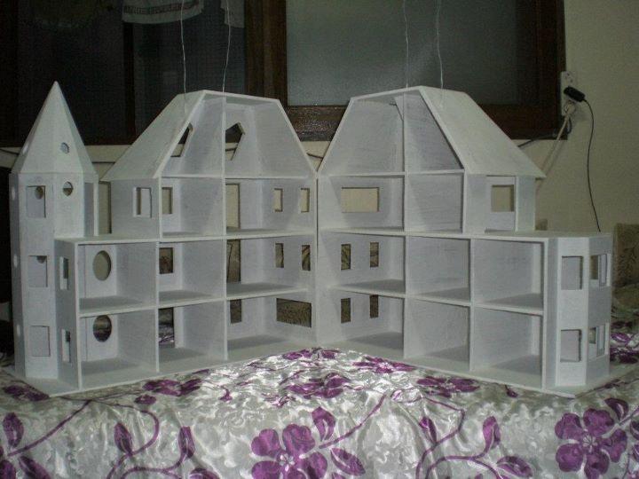 260 Best Dolls House Images On Pinterest Doll Houses