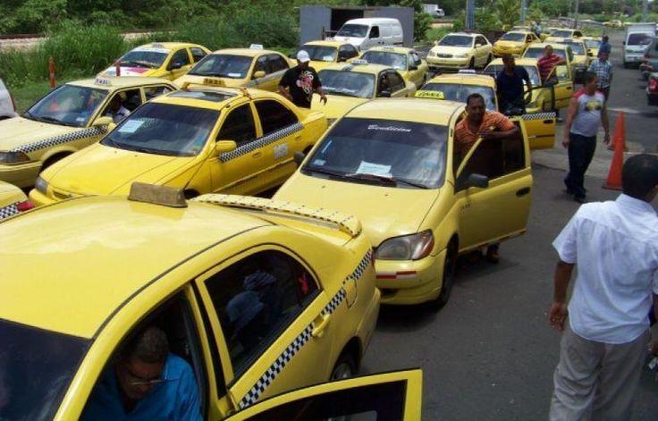 Taxistas presionan al Gobierno para que le ponga un alto a la plataforma Uber - Mastrip.net