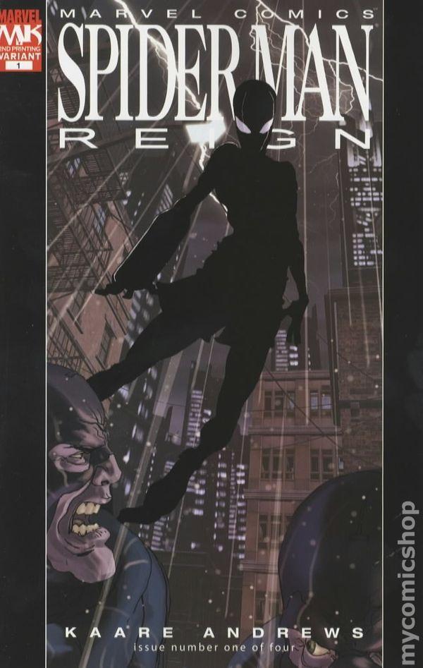 Spider-Man Reign (2006) 1C