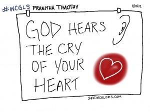 Global Leadership Summit 2012 -  Pranitha Timothy.   #wcgls #wcagls