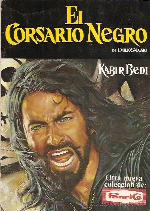 El corsario negro con Kabir Bedi