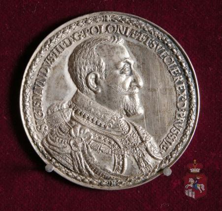 Medal Zygmunta III -1620| FUNDACJA XX. CZARTORYSKICH