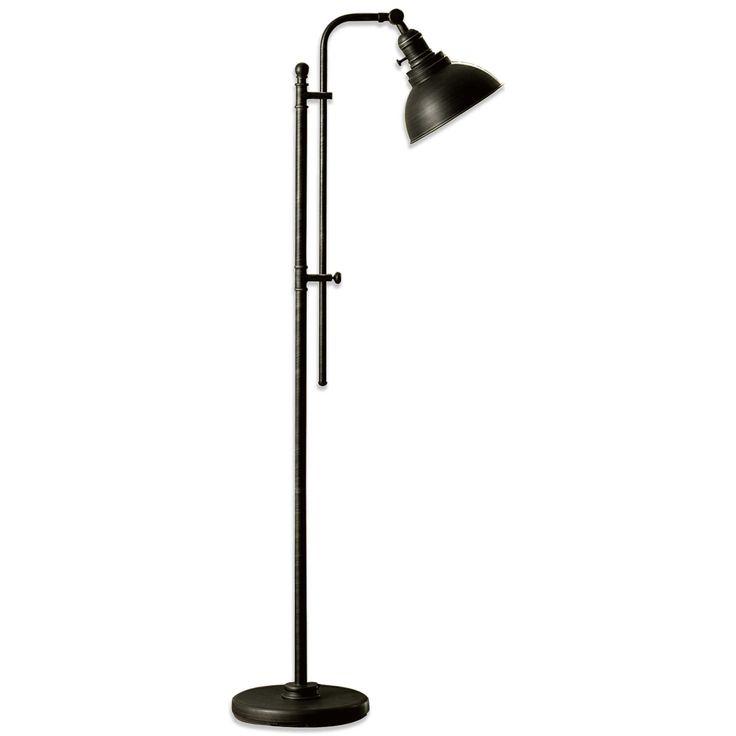 Bleeker Adjustable Floor Lamp