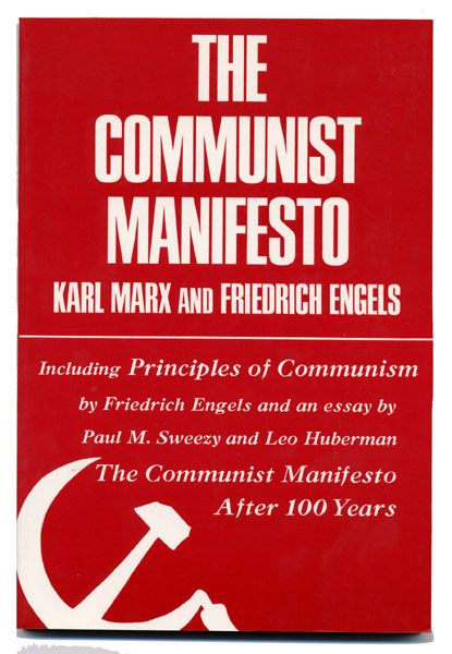 communist manefesto The following are marx's ten planks from his communist manifesto 1 abolition of private property in land and application of all rents of land to public purpose.