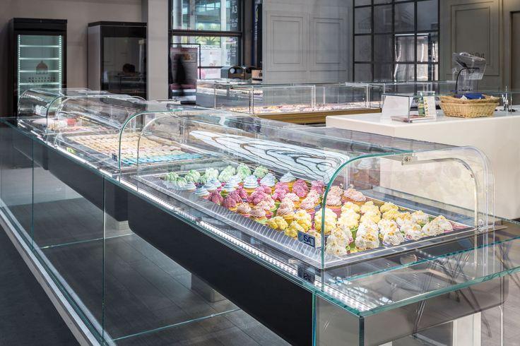 Inside Out  #ISA #icecream #gelato #pastry #foodandbeverage #Sigep #Rimini #Italy #Madeinitaly #displaycabinet #bar #design