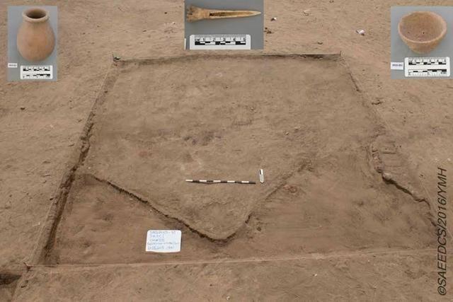 Egyiptomi régészeti felfedezés | Fotó: © Egyiptomi Műemlékvédelmi Minisztérium