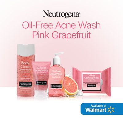 Visit Neutrogena Skin Center on the Walmart Website to find skin care to meet your changing needs #ad