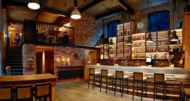 The Devil's Advocate - Edinburgh; one of the most impressive whiskey selections