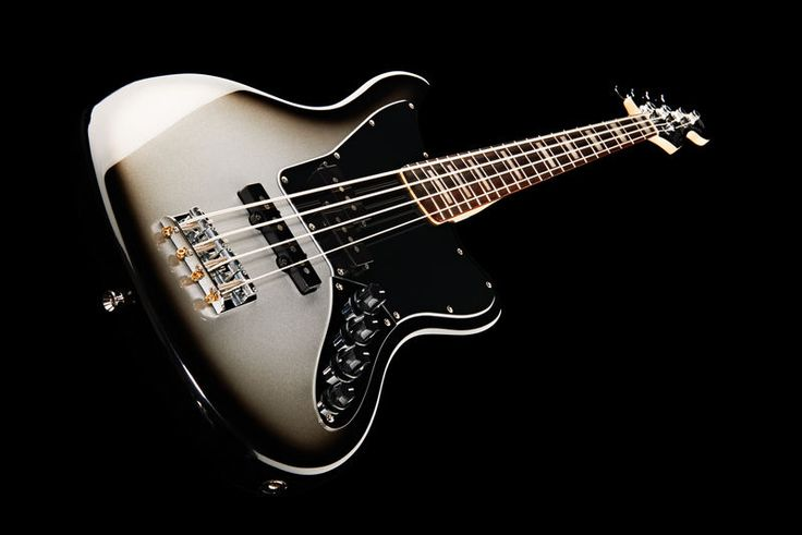 Fender Squier Troy Sanders Jaguar Bass bass guitar #guitar #thomann #fender