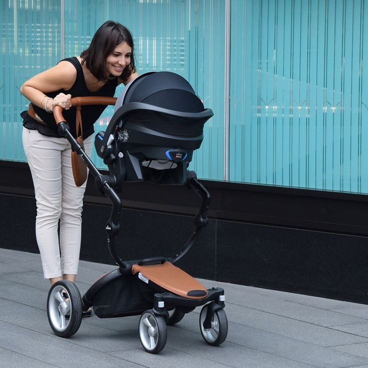Complete Your Travel System With The Mima Izi Go By Besafe