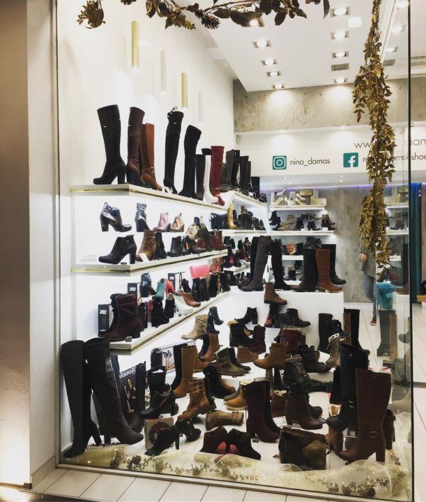 #christmas #window #shopping @nina_damas