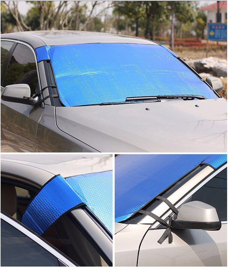 New Design Car covers Sun Shade Window Sunshade Covers Visor Shield Screen Foldable Bubbles Auto Sun Reflective Shade Windshield - Car Toys Store | Accessories, Car Camera, Car Video Players, Audio, Car DVRs