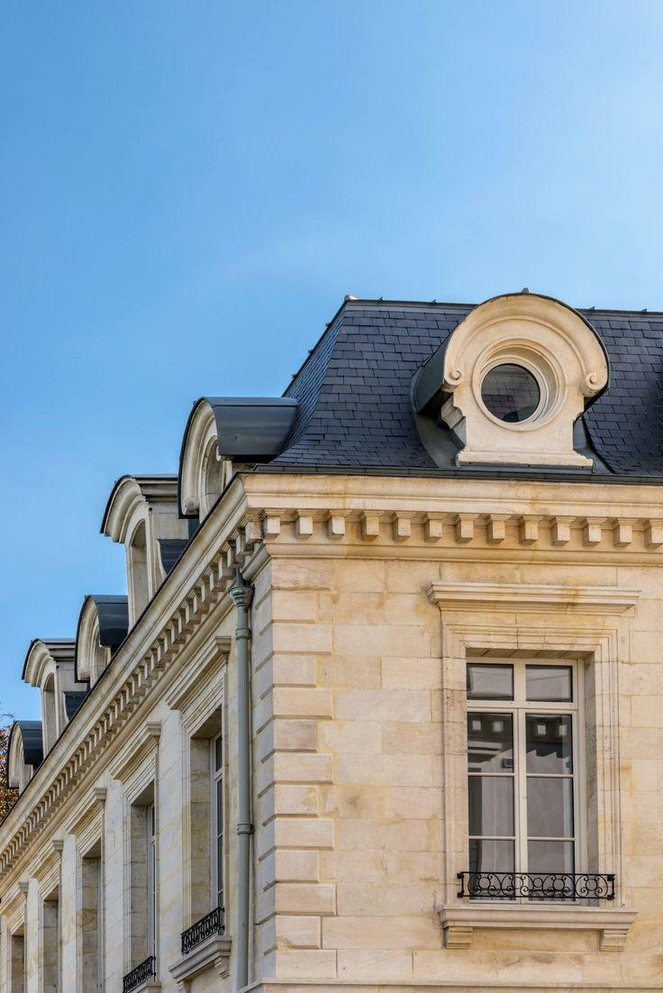 Les 25 meilleures id es de la cat gorie toiture ardoise for Comment nettoyer un toit en ardoise
