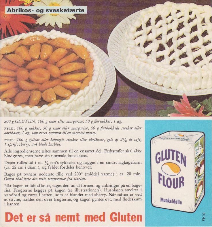 Abrikos- og svedsketærte
