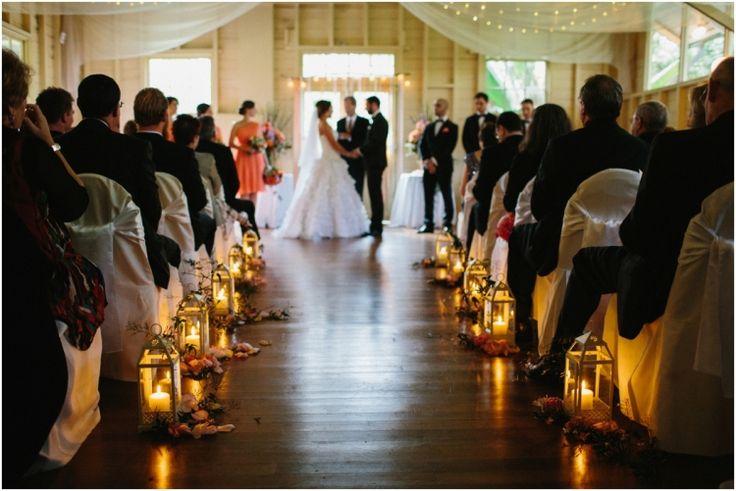 Wedding Ceremony At Athol Hall In Sydney